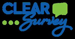 ClearSurvey logo